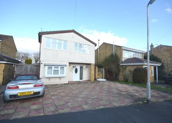Thumbnail 3 bed detached house for sale in Daniel Way, Silver End, Witham