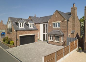 Thumbnail 5 bed detached house for sale in Elmbeck House, High Court Drive, Keyworth, Nottingham