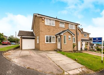 Thumbnail 4 bed detached house for sale in Storth Bank, Glossop