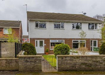 Thumbnail 4 bed semi-detached house for sale in Wavell Close, Heath, Cardiff