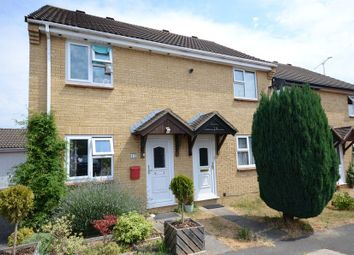Thumbnail 2 bedroom terraced house to rent in Colmworth Close, Lower Earley, Reading