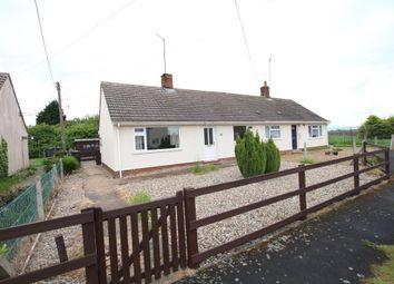 Thumbnail 2 bed semi-detached bungalow for sale in Chestnut Avenue, Welney, Wisbech
