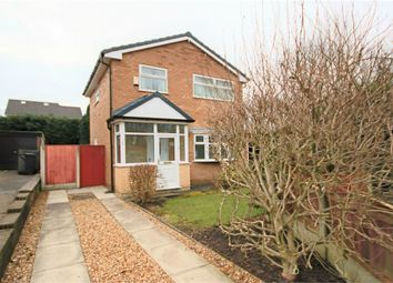 Thumbnail 3 bed detached house for sale in Mallory Drive, Leigh, Lancashire