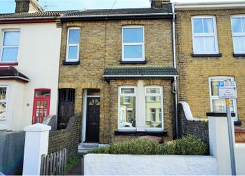 Thumbnail 2 bed terraced house to rent in Stopford Road, Gillingham
