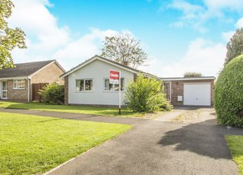 Thumbnail 3 bed detached bungalow for sale in Longmead Way, Taunton