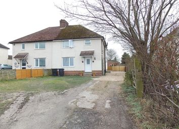 Thumbnail 5 bed semi-detached house for sale in Heath Road, Swaffham Bulbeck, Cambridge