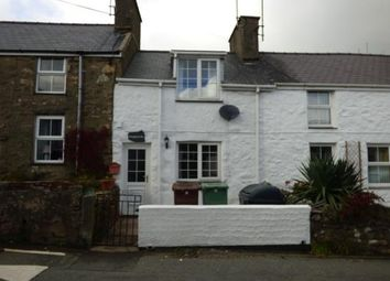 Thumbnail 2 bed terraced house for sale in Liverpool Terrace, Llithfaen, Pwllheli, Gwynedd