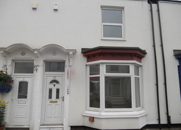 Thumbnail 3 bedroom terraced house to rent in Vicarage Avenue, Stockton-On-Tees