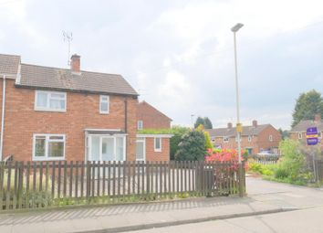 Thumbnail 2 bed semi-detached house to rent in Sponne Rise, Leicester