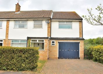 Thumbnail 4 bed semi-detached house for sale in Stebbing, Dunmow, Essex