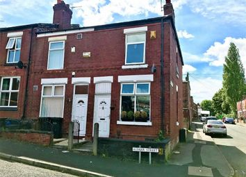 Thumbnail 2 bed end terrace house for sale in Farr Street, Edgeley, Stockport