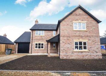 Thumbnail 4 bed detached house for sale in Hargham Road, Shropham, Norfolk