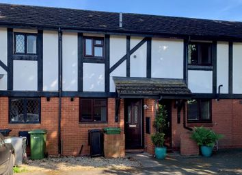 Thumbnail 1 bed terraced house for sale in Huntsmans Drive, Hereford