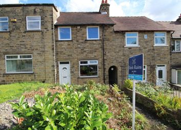 Thumbnail 2 bed terraced house for sale in Woodhouse Avenue, Fartown, Huddersfield