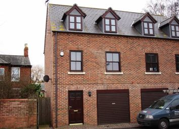 Thumbnail 2 bed town house to rent in Albert Walk, Holbeach, Spalding