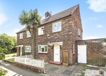 Thumbnail 2 bed semi-detached house to rent in Markway, Sunbury-On-Thames