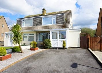 Thumbnail 2 bed semi-detached house to rent in Southview Road, St. Blazey Gate, Par