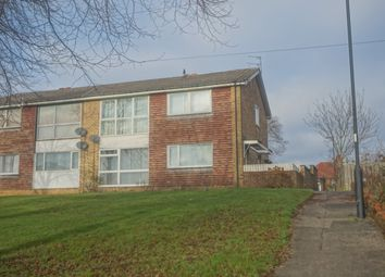 Thumbnail 2 bed flat for sale in Millfield Avenue, Kenton, Newcastle Upon Tyne