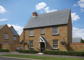 "Thumbnail 3 bed detached house for sale in ""Hadley"" at The Swere, Deddington, Banbury"