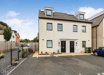 3 bed semi-detached house for sale in Watercolour Way, Plymouth PL9