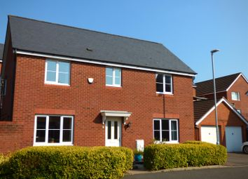 Thumbnail 4 bed detached house for sale in James Stephens Way, Chepstow