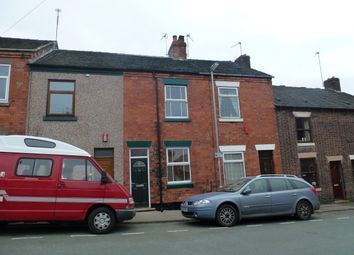 Thumbnail 2 bed terraced house to rent in West Street, Newcastle Under Lyme