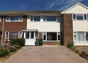 Thumbnail 3 bedroom terraced house to rent in Bodiam Avenue, Bexhill-On-Sea, East Sussex