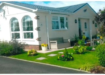 Thumbnail 2 bed mobile/park home for sale in Greenfield Park, Kirkpatrick Fleming (Ref 5671), Dumfries & Galloway, Scotland