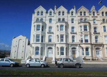 Thumbnail 3 bed flat for sale in Mooragh Promenade, Ramsey