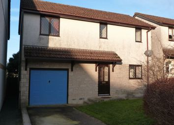 Thumbnail 4 bed detached house to rent in Rosemullion Gardens, Callington