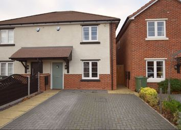 Thumbnail 3 bed semi-detached house for sale in Stonehill Avenue, Birstall, Leicester