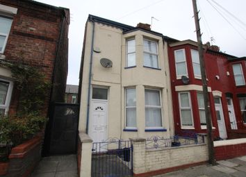Thumbnail 3 bedroom end terrace house for sale in Blisworth Street, Bootle, Liverpool
