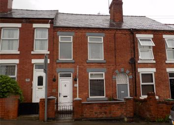 Thumbnail 3 bed terraced house for sale in Fletcher Street, Heanor, Derbyshire