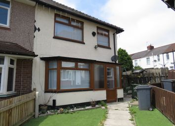 Thumbnail 3 bed semi-detached house for sale in Burnside Avenue, Wallasey
