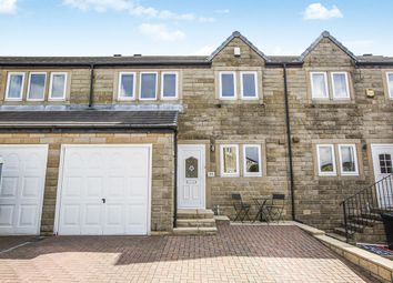 Thumbnail 4 bed terraced house for sale in Maple Avenue, Oakworth, Keighley
