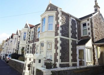 Thumbnail 2 bedroom flat to rent in Clevedon Road, Weston-Super-Mare