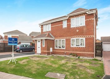 Thumbnail 3 bed detached house for sale in Ocean Way, Thornton-Cleveleys