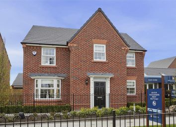 "Thumbnail 4 bed detached house for sale in ""Mitchell"" at Michaels Drive, Corby"