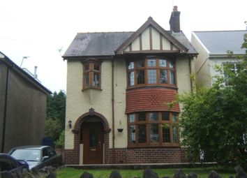 Thumbnail 3 bed detached house to rent in Clasemont Road, Morriston