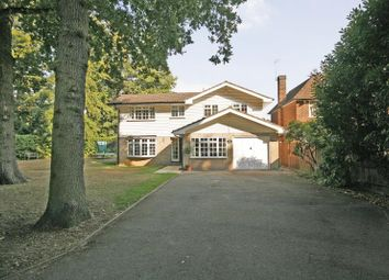 Thumbnail 4 bed detached house to rent in Dartnell Pk Rd, West Byfleet