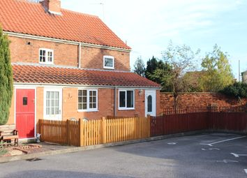 Thumbnail 2 bed cottage to rent in Bottom Row, Wellow Road, Ollerton