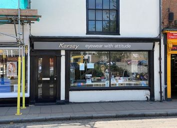 Thumbnail Retail premises for sale in Tacket Street, Ipswich