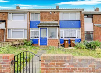 Thumbnail 3 bed terraced house for sale in Harlech Walk, Hartlepool