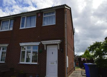 Thumbnail 3 bed semi-detached house for sale in Heathcote Street, Longton, Stoke-On-Trent
