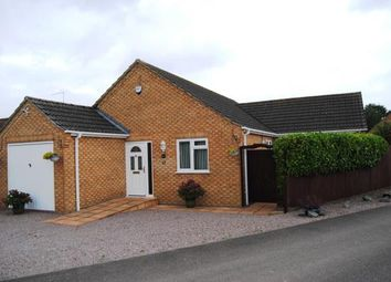Thumbnail 4 bed bungalow for sale in Parson Drove, Wisbech