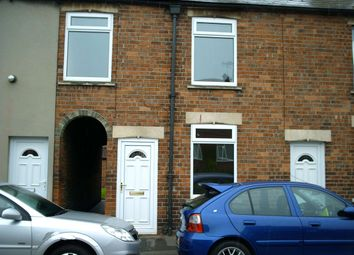 Thumbnail 3 bed terraced house to rent in Cross Street, Newark