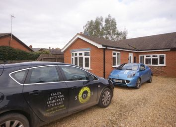 Thumbnail 3 bed semi-detached bungalow to rent in All Saints Close, Holbeach, Spalding, Lincolnshire