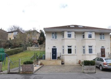 Thumbnail 4 bed semi-detached house for sale in Audley Grove, Bath