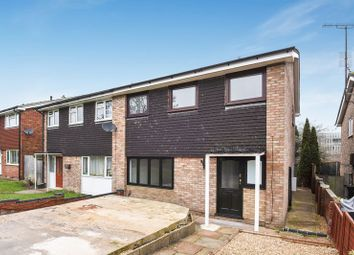 Thumbnail 4 bed semi-detached house for sale in Great Western Drive, Didcot