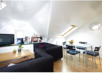Thumbnail 2 bed flat to rent in Stirling Road, Clapham North, London